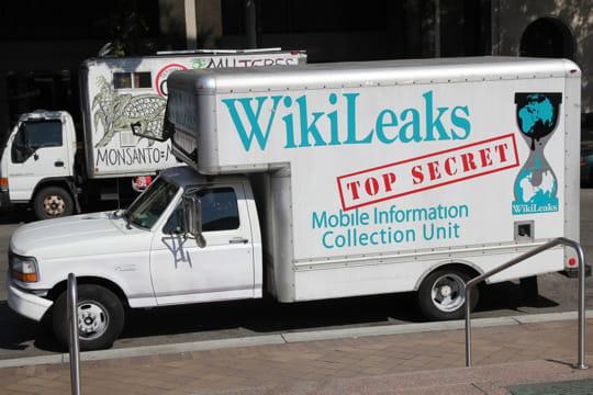 ... et même WikiLeaks (ou pas)