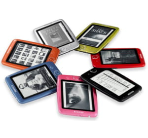 le livre numérique cybook opus de bookeen.