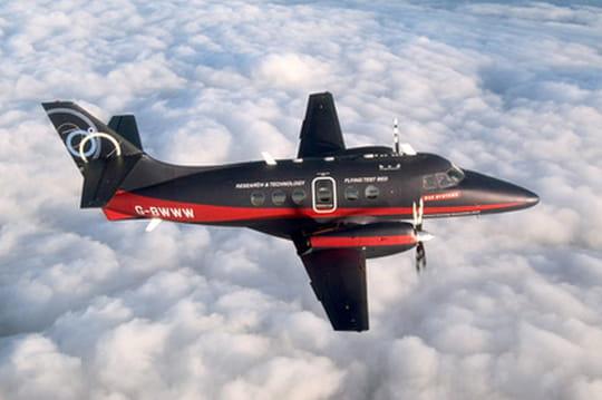Un avion sans pilote, l'avenir du voyage d'affaires?