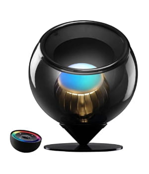 la magic lamp, siglée thomson, mais fabriquée par ghte corp.