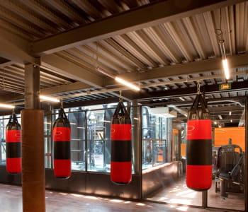 la salle de boxe du klay.