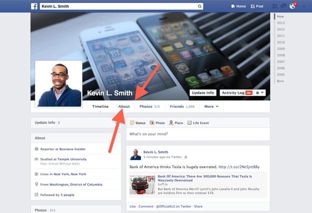 graph search facebook 1