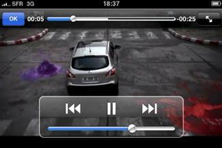 capture d'écran d'une vidéo de marque réalisée parl'agence dukeet diffusée sur