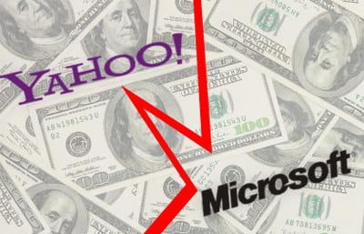 yahoo a rejeté l'offre de rachat de microsoft