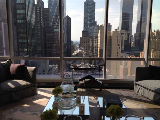Pénétrez dans le Park Hyatt, l'hôtel le plus cossu de New York