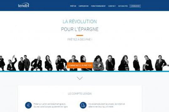 Lendix, plateforme de prêts aux PME, recueille 28 millions d'euros de financement