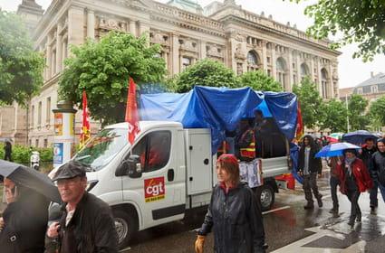 Loi Travail (réforme du travail): ordonnances et grèves