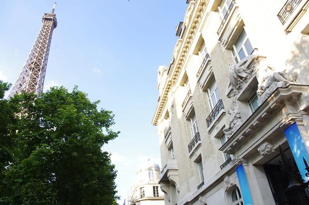 L'inauguration des nouveaux locaux parisiens de Salesforce en images