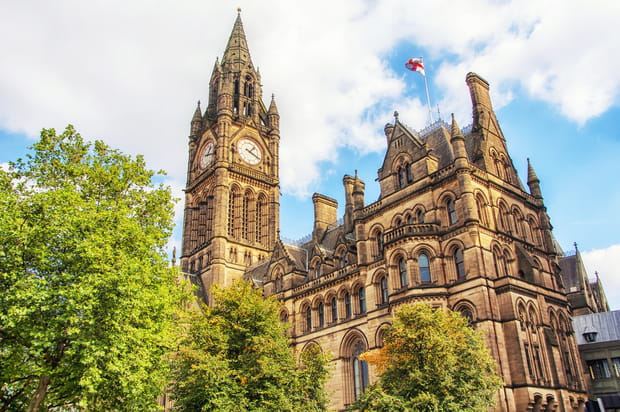 Manchester, Royaume-Uni
