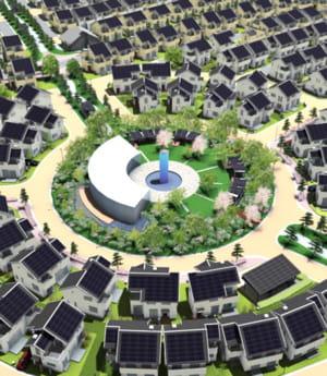 la construction de la ville de fujisawa, au japon, devrait être terminée