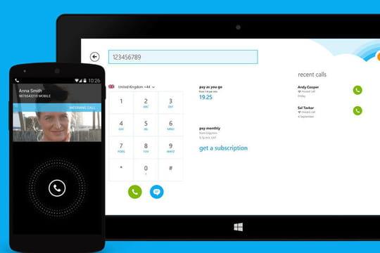 Victime d'une énorme panne, Skype est de nouveau fonctionnel