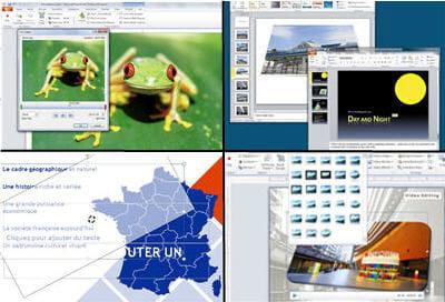 les nouveautés de powerpoint 2010 en images