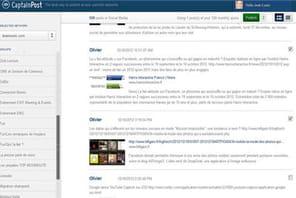 CaptainPost inaugure le multiposting entre réseaux sociaux Yammer