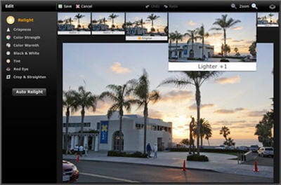 un logiciel de retouche photos