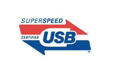 l'usb 3.0 aussi appelé superspeed usb