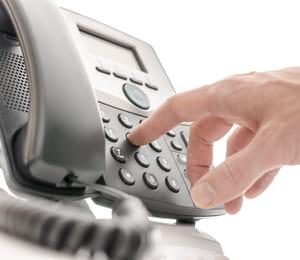 sollicitez vos relations pour qu'ils décrochent leur téléphone.