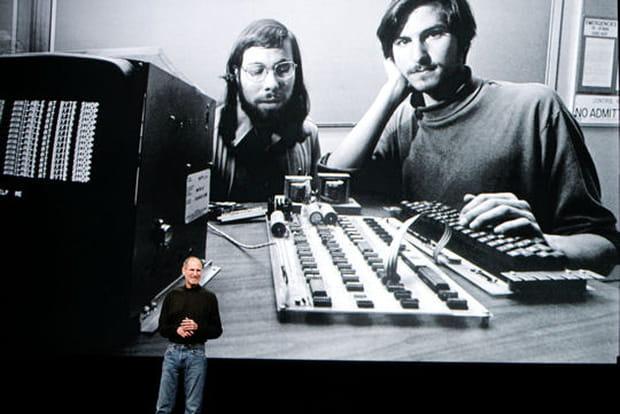 Les débuts d'Apple