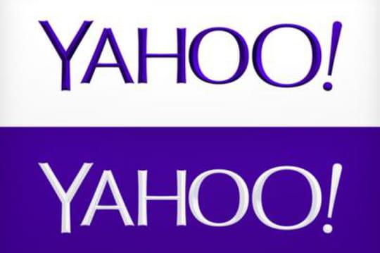 Yahoo modernise son logo