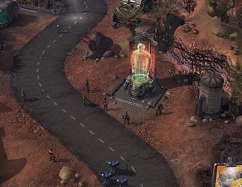 exemple d'objets spécifiques à la campagne solo de starcraft 2
