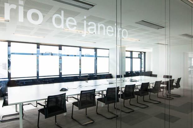 Des salles de réunion spacieuses