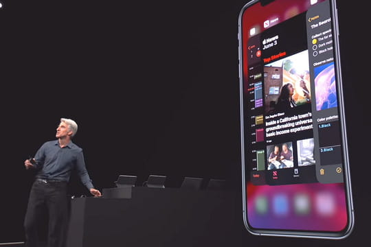 Apple livre la bêta 2d'iOS13