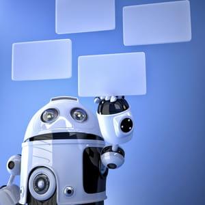 un robot prend des décisions plus rationnelles qu'un humain.