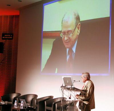 robert kahn, président de la corporation for national research initiatives de