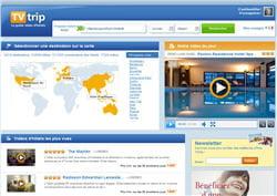 guide d'hôtels en vidéo.