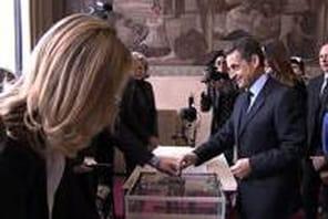 Sarkozy : où et quand a-t-il voté ?