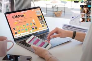 Klaxoon: l'éditeuroffre son app de pilotage de réunion pendant 3mois