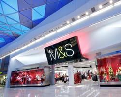 les magasins marks&spencer font partie des entreprises à se dire 'prudentes'