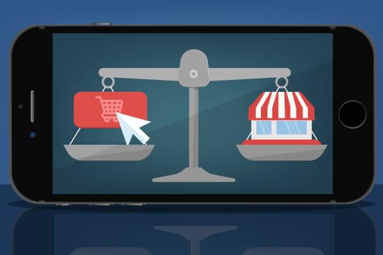 Apps de shopping: les pure players creusent l'écart avec les click&mortar