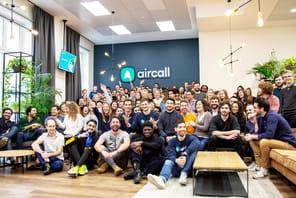Le français Aircall lève 65millions de dollars et se voit déjà licorne