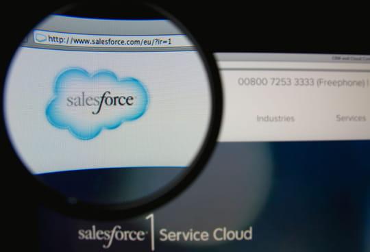 Vous cherchez de l'expertise Salesforce, c'est par ici