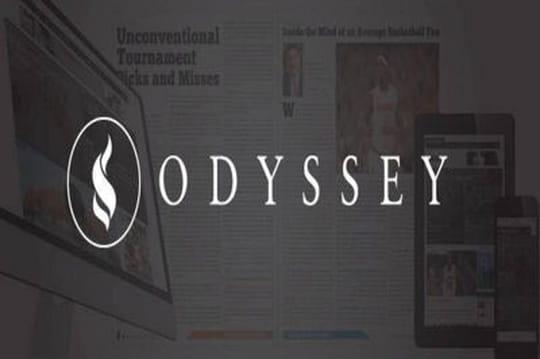 Odyssey veut devenir le Youtube de la presse Web