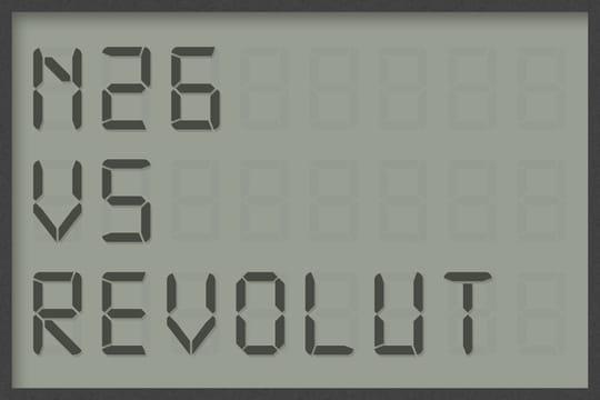 N26vs Revolut en France: l'heure des comptes