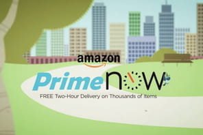 Exclusif : Amazon va lancer Prime Now à Paris