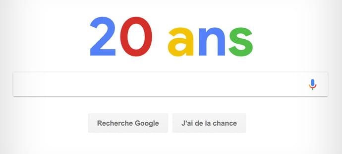 Google: un anniversaire, des records