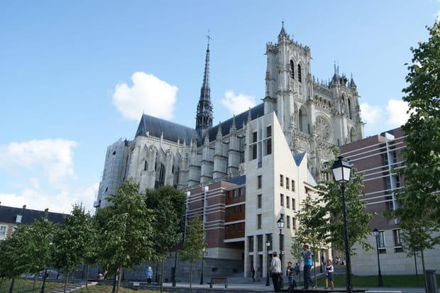 45ème. Amiens : 12,4% des locaux éligibles au Très Haut Débit