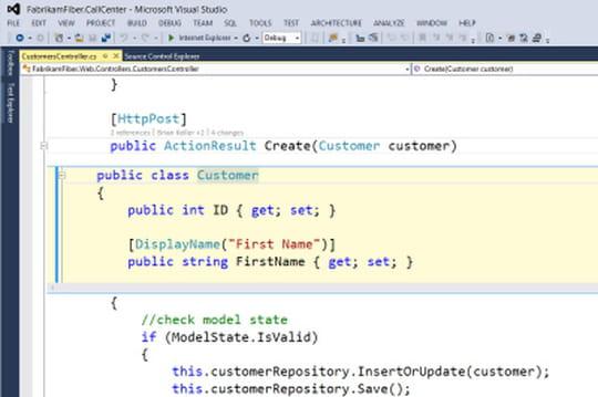 Visual Studio 2013: cap sur Windows8.1et Office365
