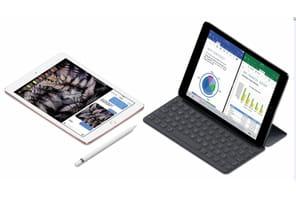Zoom sur le nouvel iPad Pro de9,7pouces