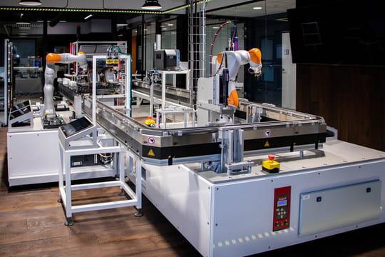 Connex'lab, Factory 4.0et La Coque, trois démonstrateurs pour visualiser l'IoT