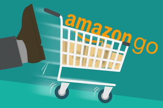 Comment les retailers font face à Amazon Go