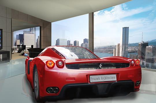 Garage privé