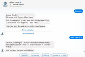 Allianz France s'active sur la data pour contrer les assurtech
