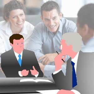 non, il ne s'agit pas d'une réunion comme les autres. bien au contraire.