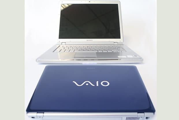 Nouveau Sony Vaio : le portable haut en couleurs