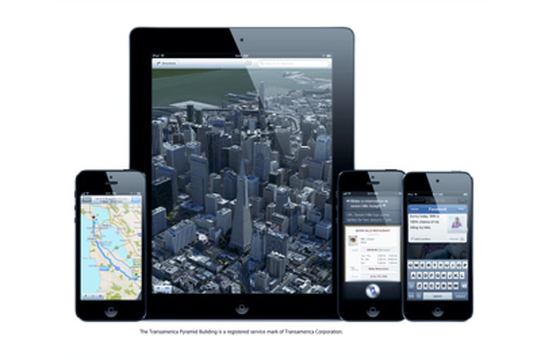 iOS 6.1: les apps accèdent désormais à Plans