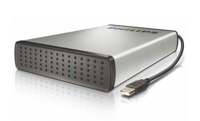 un disque dur externe à connexion usb