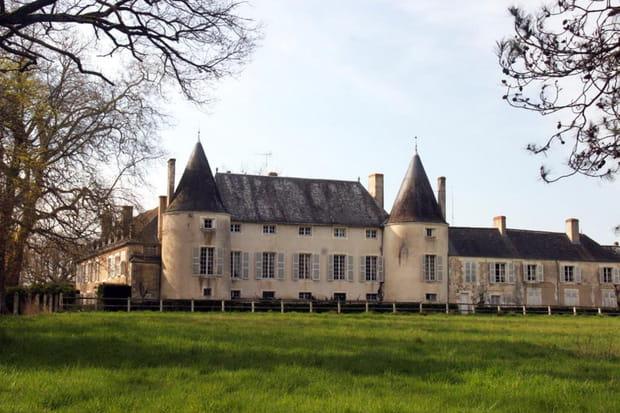 Château en Brenne